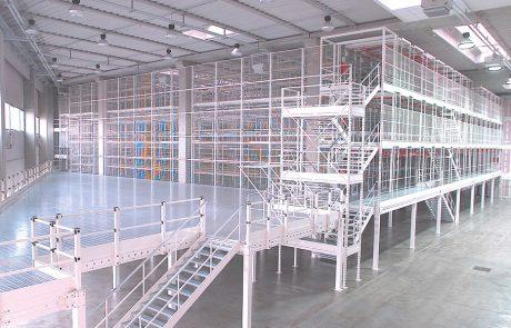 Soppalchi industriali multispazio 2