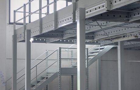 Soppalchi industriali multispazio 6